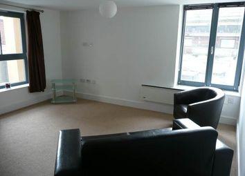 Thumbnail 2 bedroom flat to rent in Woolston Warehouse, Sunbridge Road, Bradford