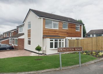 Thumbnail 4 bed link-detached house for sale in Launceston Road, Walsall, West Midlands