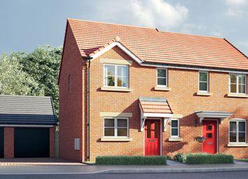 Thumbnail 3 bed semi-detached house for sale in Saints Quarter, Steelhouse Lane, Wolverhampton