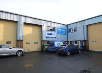 Thumbnail Industrial for sale in Unit 8, Holes Bay Park, Poole