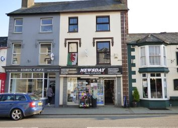 Thumbnail Retail premises for sale in High Street, Criccieth, Gwynedd