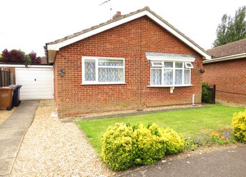 Thumbnail 2 bed detached bungalow for sale in Fen View, Christchurch, Wisbech