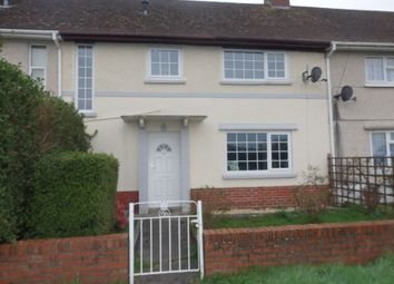 Thumbnail 3 bed terraced house to rent in Ynyslas, Llanelli
