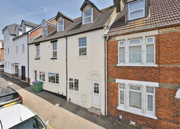 Thumbnail 3 bed terraced house for sale in Princess Street, Folkestone Kent