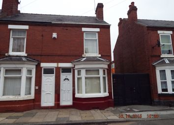 Thumbnail 2 bed terraced house to rent in Clarence Avenue, Doncaster