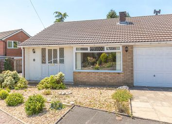 Thumbnail 3 bed semi-detached bungalow for sale in The Oval, Shevington, Wigan