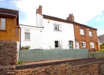 Thumbnail 2 bed end terrace house for sale in Chapel Lane, Ratby, Leicester