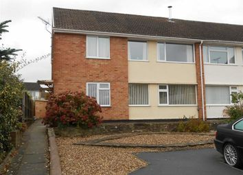 Thumbnail 2 bed flat to rent in Angela Close, Hereford, Herefordshire