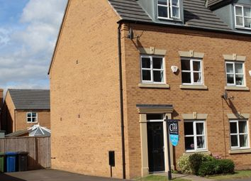 Thumbnail 3 bed semi-detached house for sale in Leven Road, Tamworth