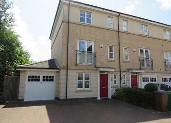 4 bed end terrace house for sale in The Quays, Castle Quay Close, Nottingham NG7