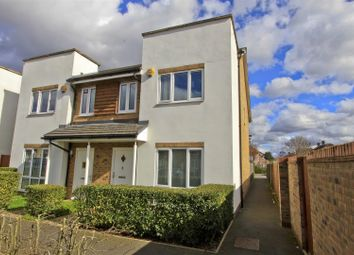 Thumbnail 3 bed end terrace house for sale in Summer Drive, West Drayton