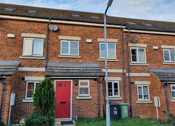 Thumbnail 3 bed terraced house for sale in Swallow Close, Wellingborough