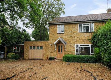 Thumbnail 3 bed semi-detached house for sale in Burston Villas, London