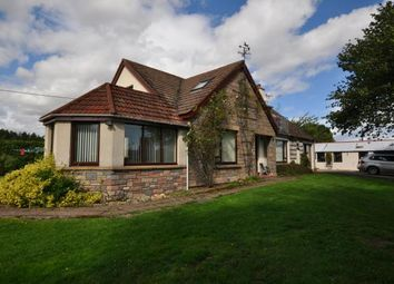 Thumbnail 3 bed detached house for sale in Elliehaugh, Orton, Fochabers