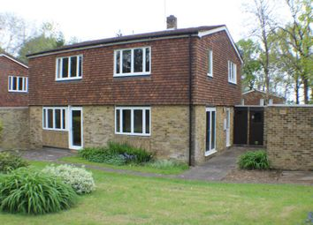 Thumbnail 4 bed detached house to rent in Beckman Close, Halstead, Sevenoaks