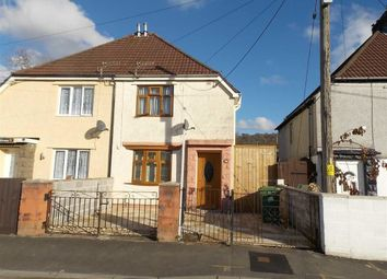 Thumbnail 2 bed semi-detached house to rent in Sycamore Street, Rhydyfelin, Pontypridd