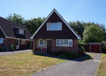 Thumbnail 3 bed detached house for sale in Pear Tree Close, Botley, Southampton