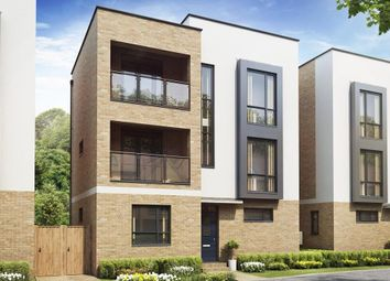 """Thumbnail 4 bed detached house for sale in """"Luxford"""" at Cherry Orchard, Castle Hill, Ebbsfleet Valley, Swanscombe"""