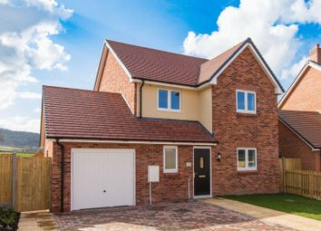 Thumbnail 4 bed detached house for sale in 4 Bedroom Detached House, Watling Close, Canon Pyon, Hereford