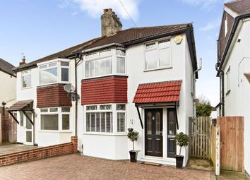 Thumbnail 3 bedroom semi-detached house for sale in Bourne Lane, Caterham, Surrey, .
