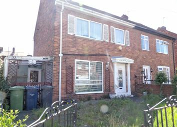 Thumbnail 3 bed semi-detached house for sale in Bywell Avenue, South Shields