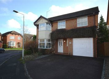 Thumbnail 5 bedroom detached house for sale in Ledran Close, Lower Earley, Reading