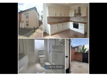 Thumbnail 2 bed end terrace house to rent in Stanton Street, Manchester