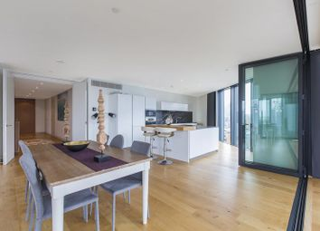 Thumbnail 4 bed flat to rent in Holland Street, London