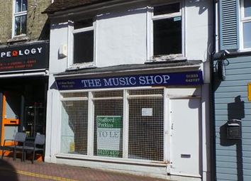 Thumbnail Retail premises to let in 10 New Rents, Ashford, Kent