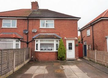Thumbnail 2 bed semi-detached house to rent in Izaak Walton Close, Stafford