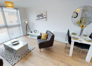 1 bed flat to rent in Apartments, Helena Street B1