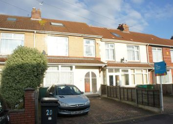 Thumbnail 6 bed terraced house to rent in Sixth Avenue, Horfield, Bristol