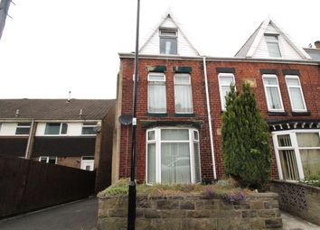 Thumbnail 3 bed terraced house for sale in Thoresby Road, Sheffield