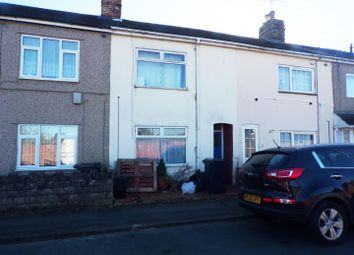 Thumbnail 2 bed terraced house for sale in Hughes Street, Rodbourne, Swindon