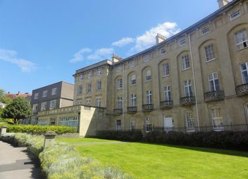 Thumbnail 2 bedroom flat to rent in Royal Crescent, Weston-Super-Mare