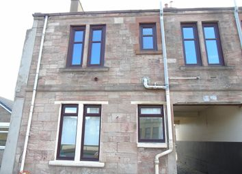 Thumbnail 2 bed flat for sale in Portland Street, Dunbeth, Coatbridge