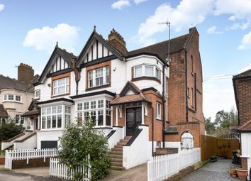 Thumbnail 4 bed semi-detached house for sale in Farnley Road, North Chingford, London