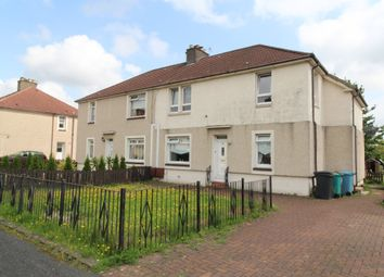 Thumbnail 2 bed flat to rent in Faskine Avenue, Airdrie, North Lanarkshire