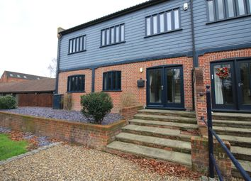 Thumbnail 4 bed semi-detached house to rent in The Granary, Lenwade, Norwich