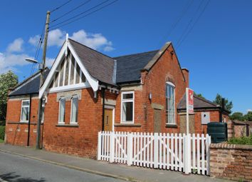 Thumbnail 2 bed detached bungalow for sale in Normanby Road, Owmby-By-Spital, Market Rasen
