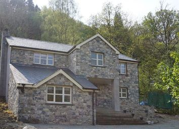Thumbnail 4 bed detached house for sale in Haf, Betws-Y-Coed