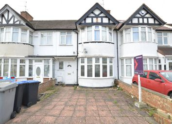 Thumbnail 3 bed terraced house for sale in Winchester Avenue, Kingsbury