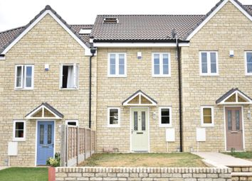 Thumbnail 2 bed terraced house for sale in Church Road, Stoke Gifford, Bristol