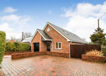 Thumbnail 4 bedroom property for sale in Church Road, Cantley, Norwich