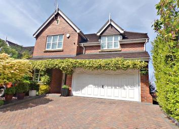 Thumbnail 4 bed detached house for sale in Lazonby Close, Prenton, Merseyside
