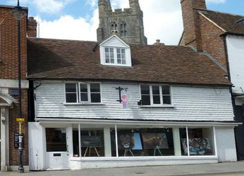 Thumbnail 2 bed duplex to rent in High Street, Tenterden