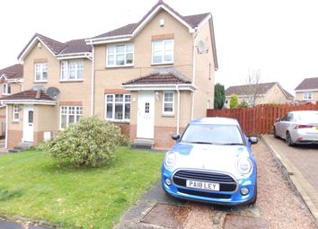 Thumbnail 3 bed semi-detached house to rent in Alloway Drive, Paisley, Renfrewshire