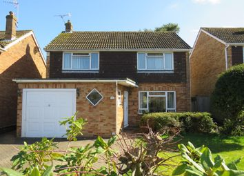 Thumbnail 3 bed detached house for sale in Kitsmead, Copthorne, Crawley