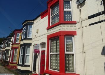 Thumbnail 2 bedroom terraced house for sale in Belhaven Road, Mossley Hill, Liverpool