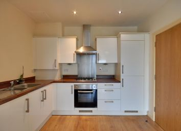 Thumbnail 2 bed flat to rent in Turpin Court, Tolpits Lane, Watford, Hertfordshire